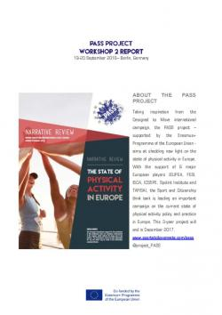 thumbnail of REPORT – WORKSHOP #2 Berlin September 2016