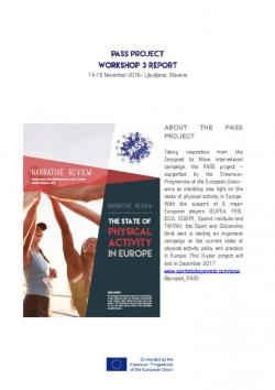 thumbnail of REPORT – WORKSHOP #3 Ljubljana November 2016