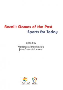 thumbnail of 2014_PROJECT_Recall Games of the Past – Sports for Today Book