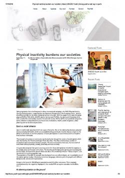 thumbnail of EN_ENGSO YOUTH_Physical inactivity burdens our societies _ About _ ENGSO Youth _ Giving youth a real say in sports