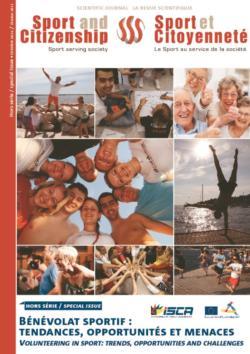 thumbnail of Revue Sport et Citoyenneté – Hors-série 2011