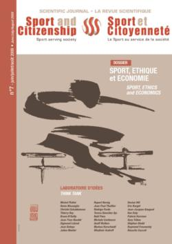 thumbnail of Sport ethique et economie