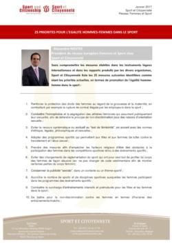 thumbnail of 25 priorités pour l'égalité FH – Sport et Citoyenneté
