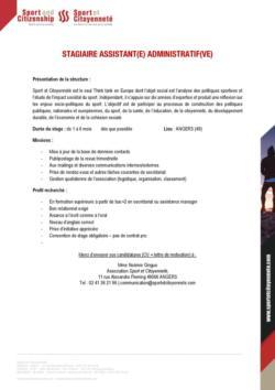 thumbnail of Fiche de poste_Stagiaire Administration